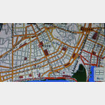 Nizza Innenstadt - grosse Anzahl an Details