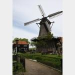 Windmühle  / Freilichtmuseum Oudeschild