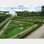 Barock-Garten in Kromě
