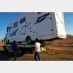 Marokko Fask Febr. 2012 Abschlepper