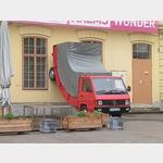 Kremser Lieferwagen