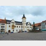 13 - Rathaus am Obermarkt in Freiberg