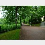 3 - durch den Albert-Park in Freiberg