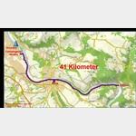 0 - Radtour Campingplatz Wostra in Dresden nach Rathen und zurück