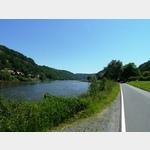10 - Elberadweg zwischen Pirna und Rathen
