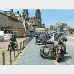 14 - Nationale Volksarmee im Einsatz in Dresden