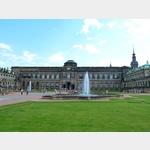 13 - Dresden, im Zwinger
