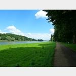 25 - kurz nach Riesa an der Elbe Richtung Meißen