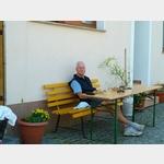 29 - Kaffeedurst in Niederlommatzsch am Elberadweg
