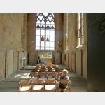 10 - stiller Raum beim Dom zu Meißen