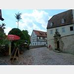 17a - auf dem Weg von der Albrechtsburg in Meißen zum Marktplatz