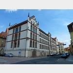 3 - ehemaliges Schulgebäude in Meißen und nun Teil des Museums