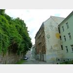 6 - auf dem Weg von der Porzellanmanufaktur zur Albrechtsburg in Meißen