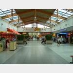 8 - Riesa, Einkaufszentrum an der Fußgängerzone