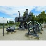 9 - Riesa, techn. Denkmal, pneumatische Getreideförderanlage