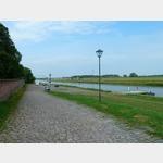 12 - Torgau, Park- und Übernachtungsplatz an der Elbe