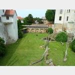 18 - Torgau, Bärengraben beim Schloss Hartenfels