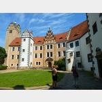 4 - Strehla, Burg, Innenansicht