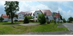 14 - Mittagsrast am Rittergut Dröschkau