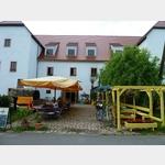 12 - Mittagsrast am Rittergut Dröschkau
