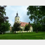 6 - erste Fahrradkirche Deutschlands am Elberadweg in Weßnig