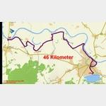 00 - Radtour vom Campingplatz Torgau zum Stellplatz in Dommitzsch und zurück