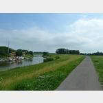 1 - auf dem Weg zur Elbe bei Torgau