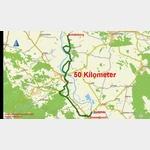 0 - Radtour Fähre Dommitzsch-Schützberg und zurück