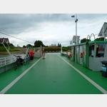 10 - auf der Elbefähre bei Pretzsch