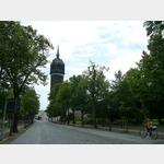 12 - an der Schlosskirche zu Wittenberg