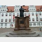 29 - Lutherdenkmal in Wittenberg