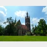 17 - Neugotische Kirche St. Petri mit Bibelturm in Wörlitz