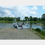 19 - Fähre Coswig über die Elbe