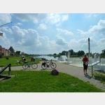 4 - Abwasserpumpwerk an der Elbe bei Kleinwittenberg