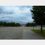 25 - Marktplatz und Schloss in Oranienbaum