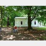 7 - Landsitz -Solitude- im Sieglitzer Park bei Dessau am Elberadweg