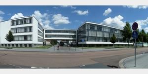 11 - Bauhaus in Dessau