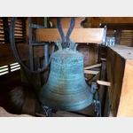 12 - Glocke der St. Nicolaikirche im Elbedorf Steckby bei Zerbst