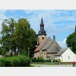 7 - St. Nicolaikirche im Elbedorf Steckby bei Zerbst
