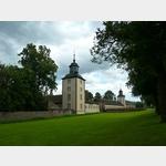 8 - Kloster Corvey bei Höxter, Westseite