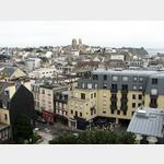 Granville Blick auf die Stadt