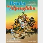 Versöhnungs-Buch-Brüder im Alpenglühen